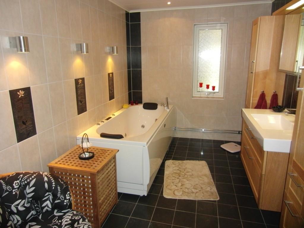 Renovering och slutresultat av badrum